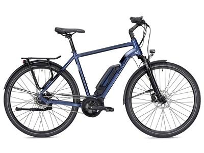 Falter E 9.0 RT, Herren 60, 400Wh, blau/schwarz glänzend