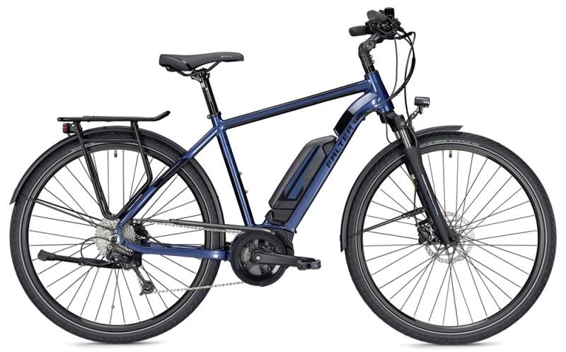 Falter E 9.0 RD 400 Wh Herren blau/schwarz E-Bike