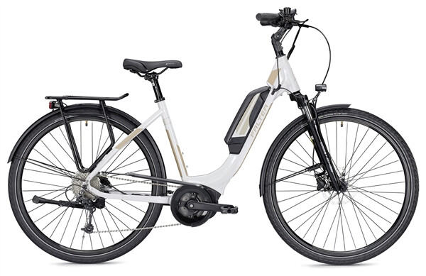 FALTER - E 9.0 RD 500 Wh weiß/champagner