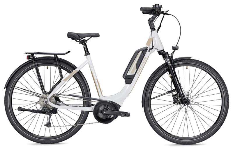 Falter E 9.0 RD 400 Wh Wave weiß/champagner E-Bike