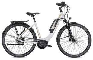 FALTERE 9.0 RT 500 Wh weiß/champagner