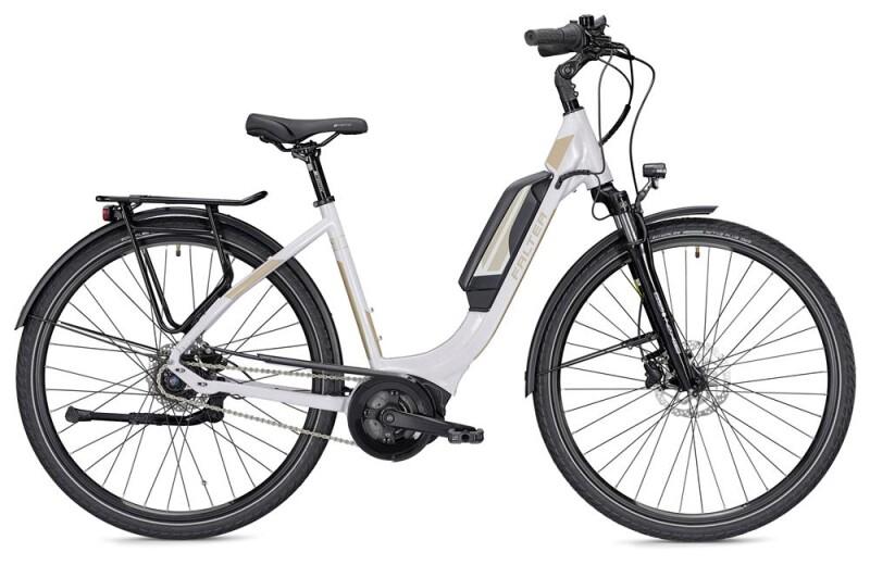 Falter E 9.0 RT 500 Wh weiß/champagner E-Bike