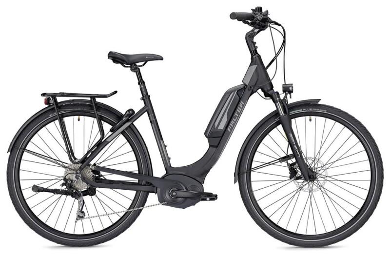 FALTER E 9.5 RD Wave schwarz/dunkelgrau matt E-Bike