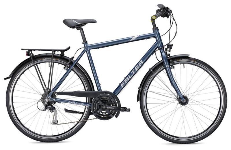 Falter C 3.0 Herren blau/silber Trekkingbike