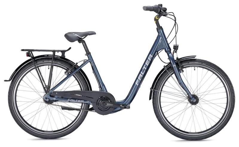 Falter C 3.0 Comfort blau/silber Citybike