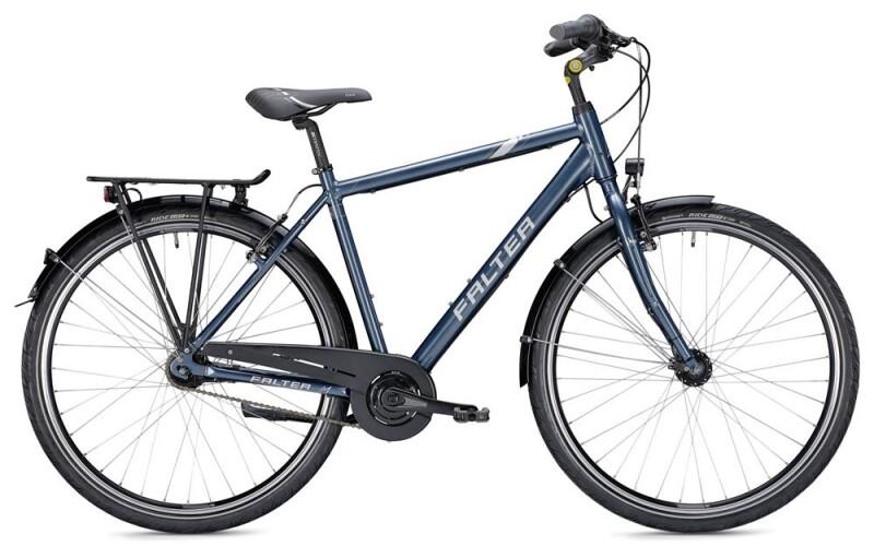 Falter C 3.0 Herren blau/silber Citybike