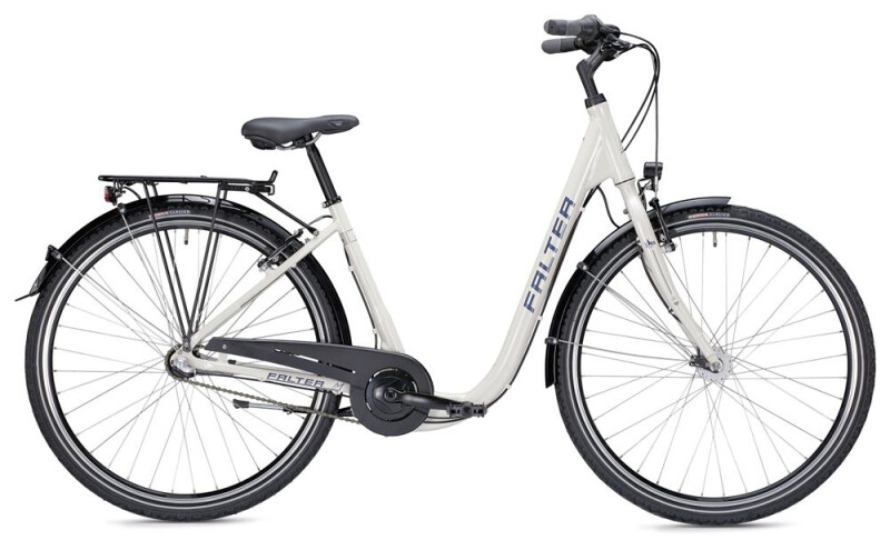 Falter C 2.0 Comfort creme/schwarz Citybike