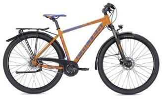 FALTERFX 907 ND Diamant orange/blau