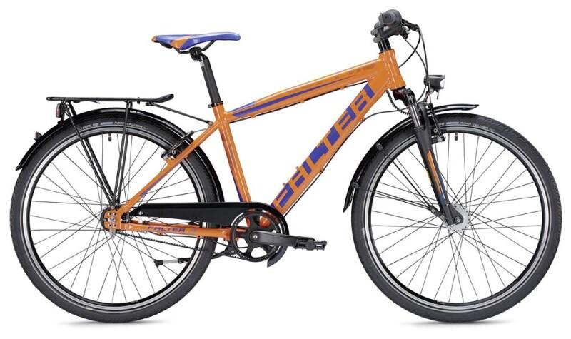 Falter FX 607 PRO Diamant orange/blau Kinder / Jugend