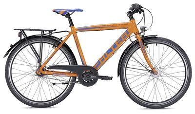 Falter - FX 607 ND Diamant orange/blau