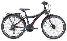 FALTER - FX 421 PRO Y schwarz/rot matt