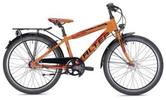 FALTERFX 407 PRO Y orange/schwarz