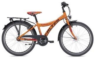 FALTERFX 407 ND Y orange/schwarz