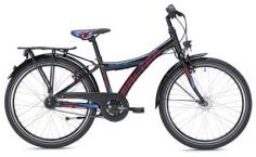 FALTER - FX 407 ND Y schwarz/rot matt