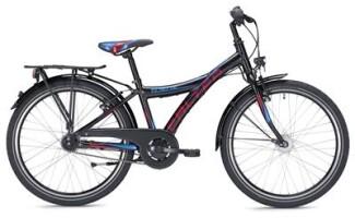 FALTERFX 407 ND Y schwarz/rot matt