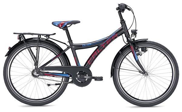 FALTER - FX 403 Y schwarz/rot matt