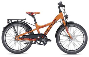 FALTERFX 207 PRO Y-Lite orange/schwarz