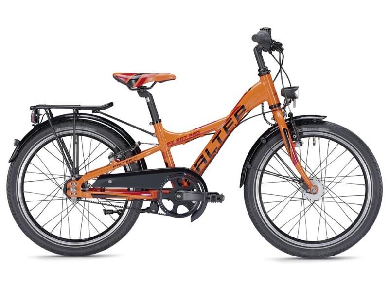 Falter FX 207 PRO Y-Lite orange/schwarz