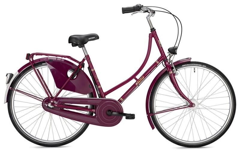 Falter H 1.0 Classic violett Hollandrad