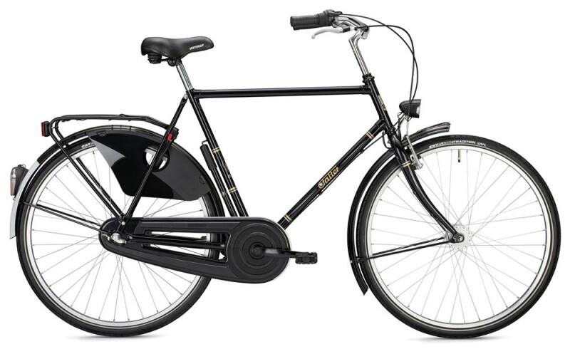 Falter H 1.0 Classic schwarz Hollandrad