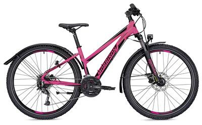 Morrison Tucano Trapez pink/schwarz