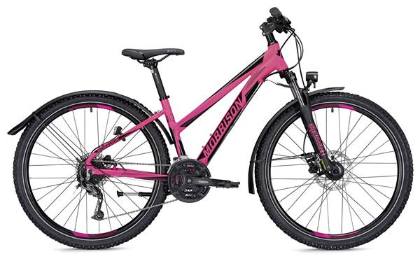 MORRISON - Tucano Trapez pink/schwarz