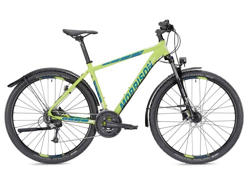 Morrison XM 5.0 Herren grün/petrol