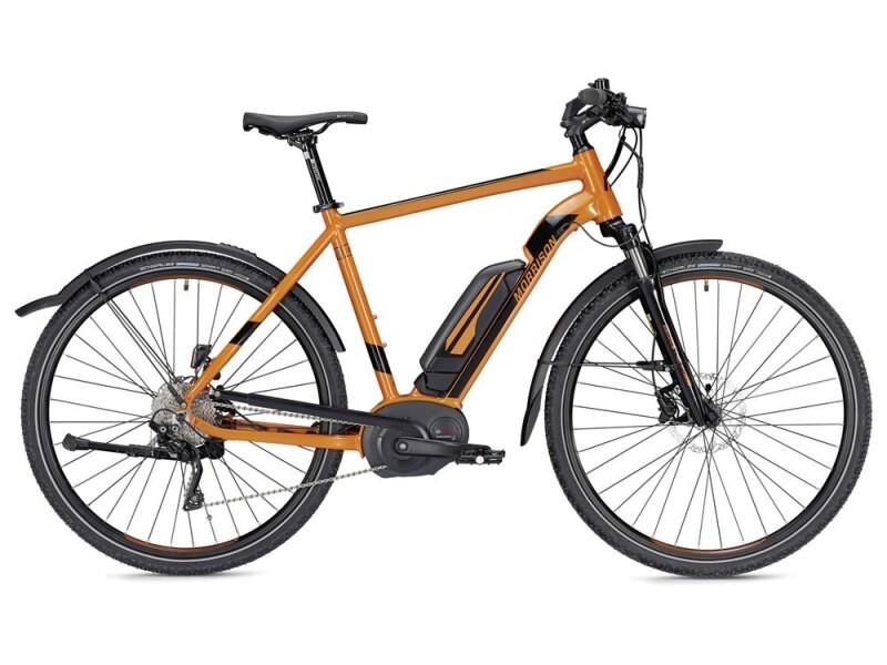 MORRISON E 7.0 Cross Herren orange/schwarz
