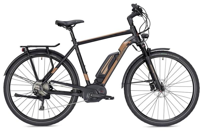 Morrison E 8.0 Herren schwarz/bronze matt E-Bike
