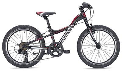 MORRISON - Mescalero X20 Y-Lite schwarz/rot matt