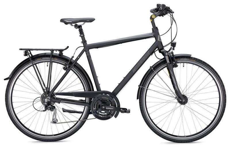 Morrison T 2.0 Herren schwarz/silber Matt Trekkingbike