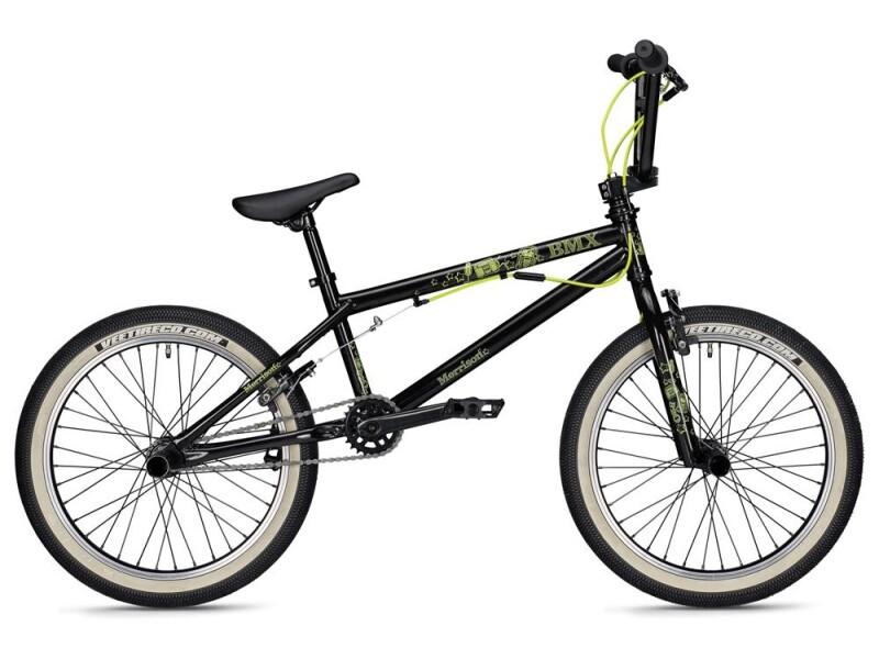 Morrison B 20 BMX schwarz matt