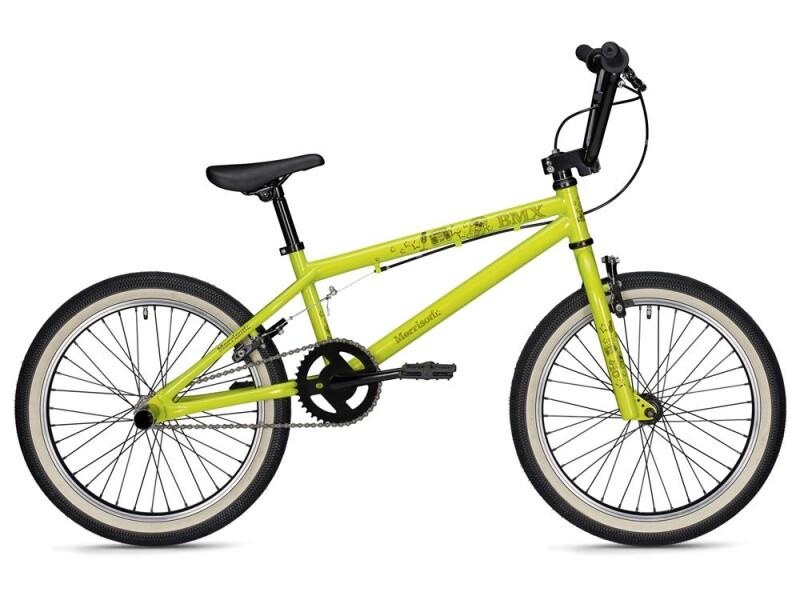 Morrison B 10 BMX grün