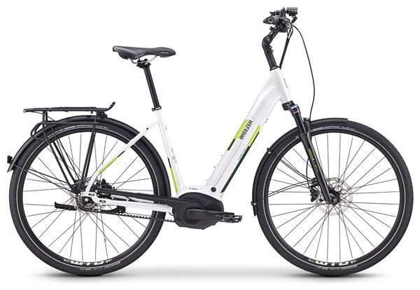 BREEZER BIKES - POWERTRIP1.1+LSEVOIG