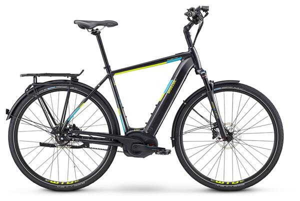 BREEZER BIKES - POWERTRIP1.1+EVOIG
