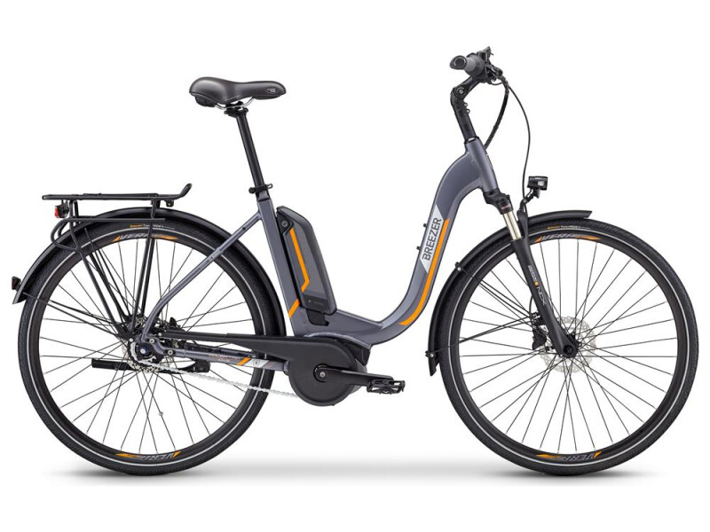 Breezer Bikes POWERTRIP1.3IG+LS