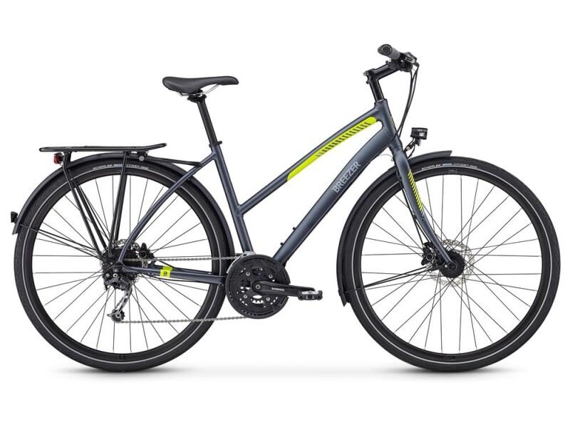 Breezer Bikes LIBERTYR2.1+ST