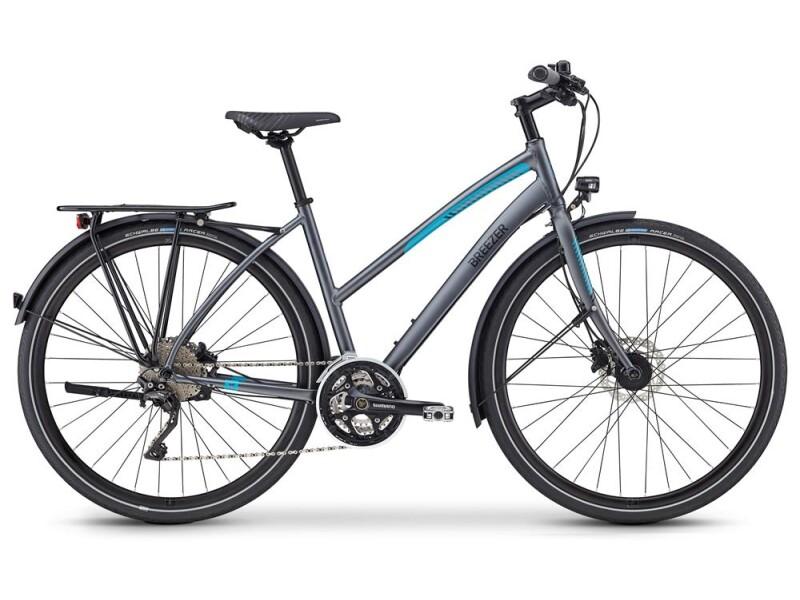 Breezer Bikes LIBERTYR1.3+ST