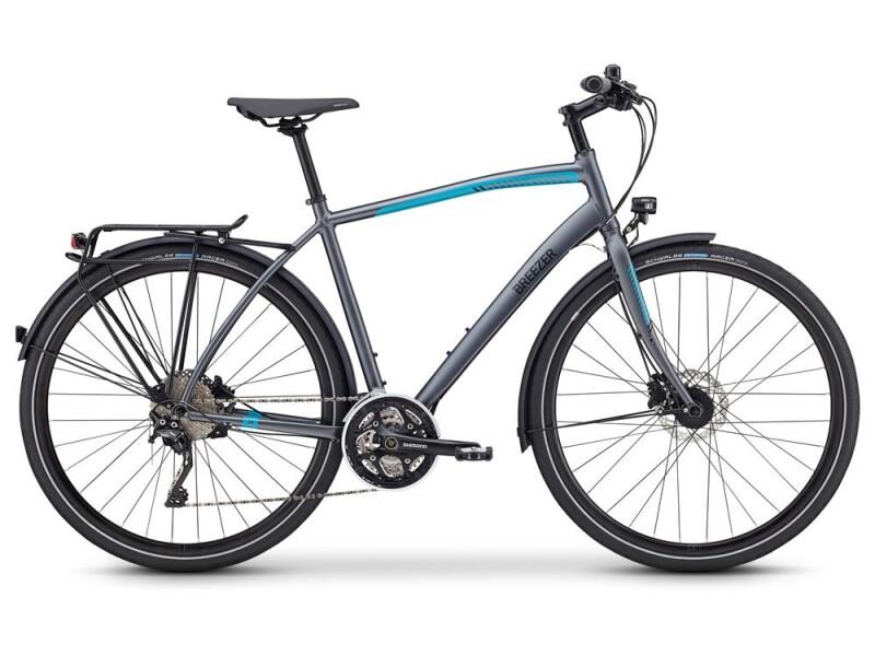 Breezer Bikes LIBERTYR1.3+
