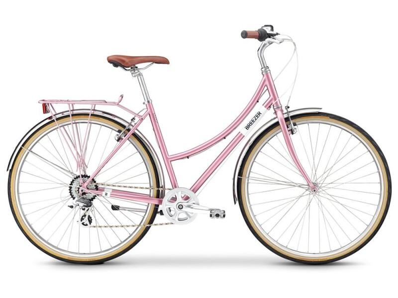 Breezer Bikes DOWNTOWNEXST