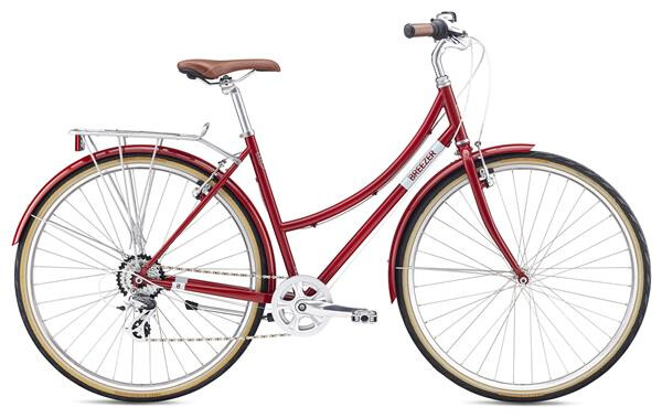 BREEZER BIKES - DOWNTOWNEXST