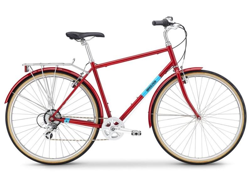Breezer Bikes DOWNTOWNEX
