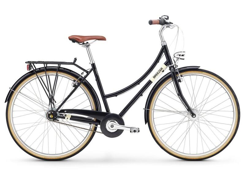 Breezer Bikes DOWNTOWN8+ST