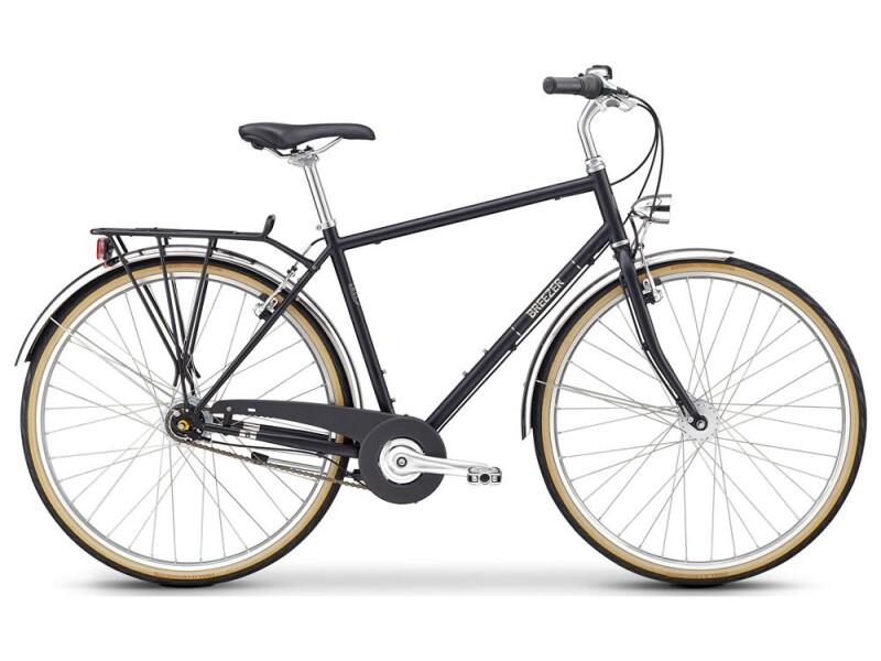 Breezer Bikes DOWNTOWN8+