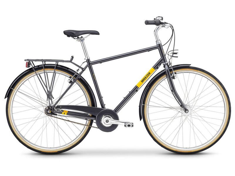 Breezer Bikes DOWNTOWN7+