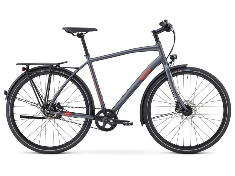 Breezer Bikes BELTWAY8+