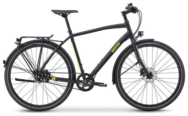 Breezer Bikes BELTWAY11+ Citybike