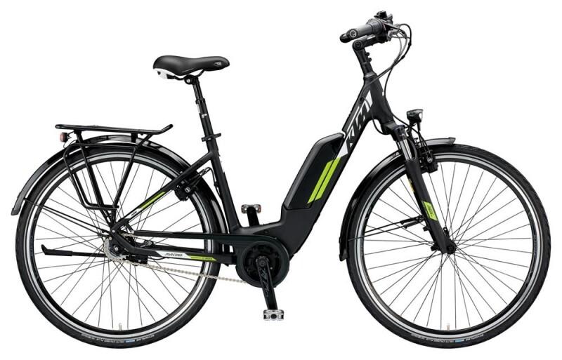 KTM MACINA CENTRAL RT 8 A+5 E-Bike