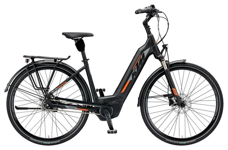 KTM MACINA CITY 8 belt E-Bike