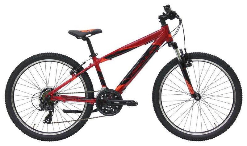 Hercules Sonic 21 Offroad Rot Kinder / Jugend